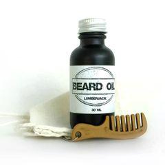 Lumberjack Beard Oil Gift Set
