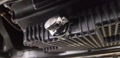 2018-2019 Ford Mustang GT Billet Oil Drain Plug for Composite Oil Pans GT350
