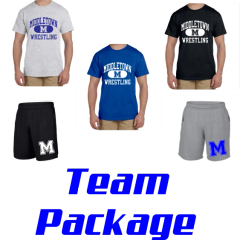 Wrestling Team Package