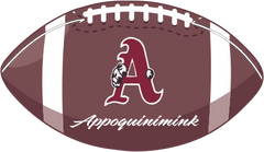 Appo Football Decal