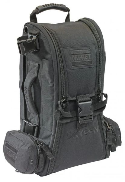 Meret Recover 02 Response Bag, Tactical Black