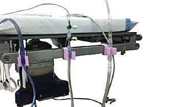 Haider Scientific TubeMate Tubing Holder
