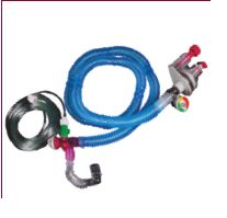 Ventilator, Disposable, Vortran VAR - Vortran Automatic Resuscitator w/Extension