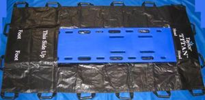 Titan Soft Stretcher -Safety Devices, Obese Patient Mover