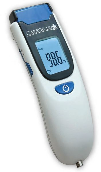 Caregiver- No touch thermometer