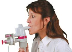Vortran Percussive Nebulizer
