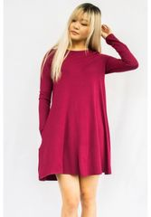 CLOTHING - Long Sleeve Dress