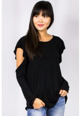 CLOTHING - Cold Shoulder Top