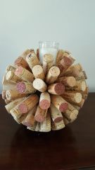 HOME - Cork Ball Candles