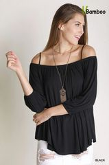 CLOTHING - Off the Shoulder Top
