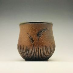 Wood-fired Wheat cup (about 6-7 oz)