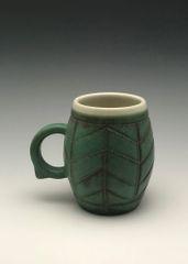 Mid Century Chevron Mug