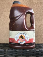 ThunderSnout BBQ Sauce - Classic Flavor - Food Service Pack (4 - 1 Gallon Containers)