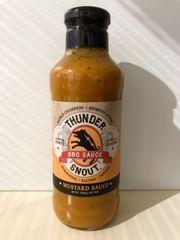 Snout Gold - ThunderSnout BBQ Sauce - Mustard Flavor - 1 - 20 ounce Bottle