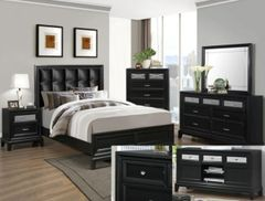 ELISE BEDROOM (Black)