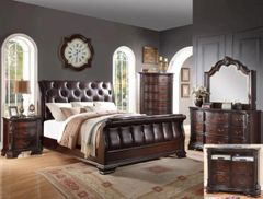SETB1150 SHEFFIELD SLEIGH BED