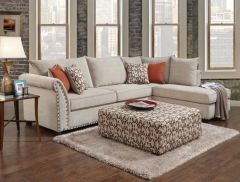Patton Beige Sectional