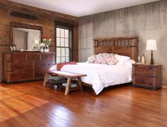 Parota Bedroom Set