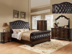 Sheffield Sleigh Bed
