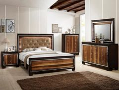 SETB7700 KELDA BEDROOM GROUP