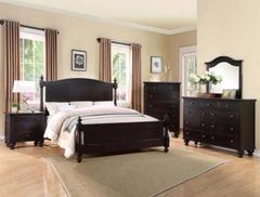 Sommer Bedroom Set (Black)