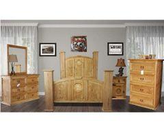 Mansion Honey Star Bedroom Set
