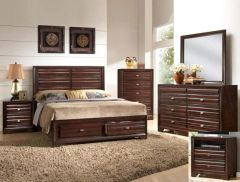 Stella Storage Bedroom Set