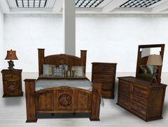 Mansion Antique Star Bedroom Set