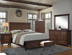 Cassidy Bedroom Set