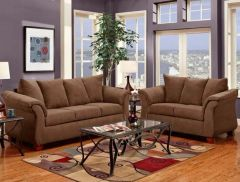 2000 Sofa and Love Seat (Available in More Colors)