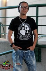 STFU Design Unisex Short Sleeve Tee