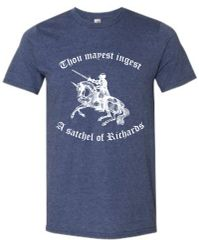 Satchel of Richards Unisex Short Sleeve Tee