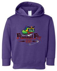 FF Logo Complete Color Toddler Pullover Fleece Hooded Sweatshirt