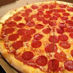 "Food: Large (14"") Pepperoni Pizza"