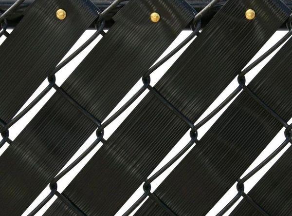 Fence Weave Pds 174 250ft Roll Black Wholesale Vinyl