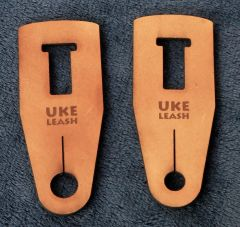 Uke Leash Strap Button Adaptor