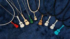 Uke Leash Ukulele Necklace