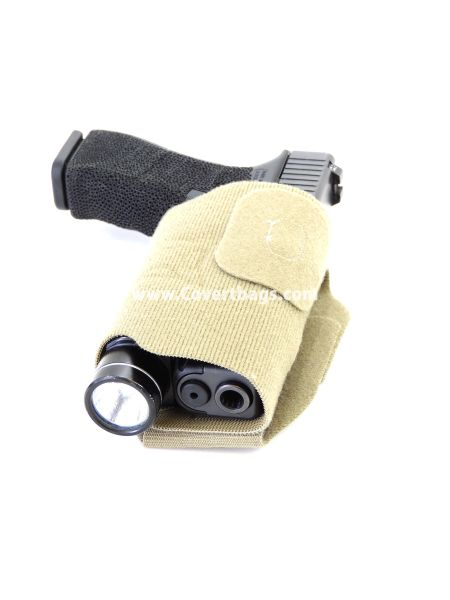 Vertx Multi Purpose Velcro Mounted Holster Full or Sub Compact