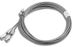 "Fleet Engineers Stainless Roll-Up Door Cables - 110.00"""