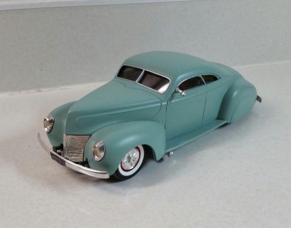 1940 Ford Classic 50's 60's Lead Sled - Custom Built Model