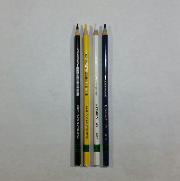 """Stabilo"" ~ Marking Pencil"