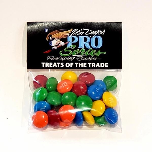 Treats of the Trade - M&M Candy