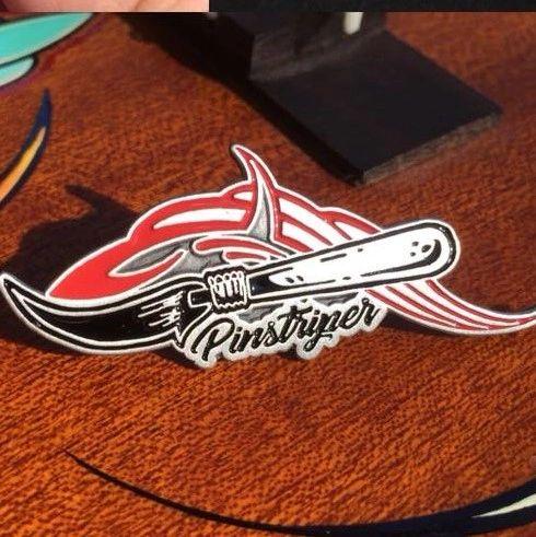 Pinstriper PIN