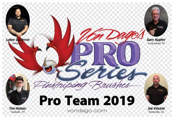 "2019 Pro Team POSTER - ""Free"""