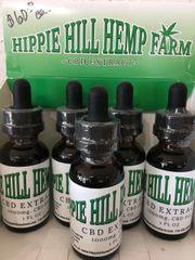 Hippie Hill Hemp Farm Infused oil 1000mg