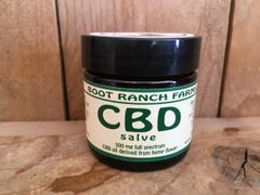 Boot Ranch Farms Infused Salve 500mg