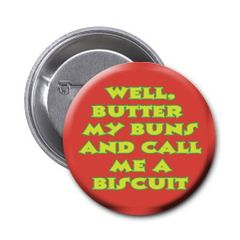 Humurous quote on choice of pin or magnet CH449