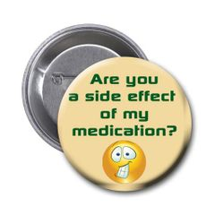 Silly quote on choice of pin or magnet CH576