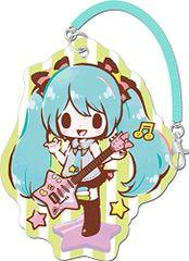 Vocaloid Hatsune Miku Pouch w/Cord A. Miku