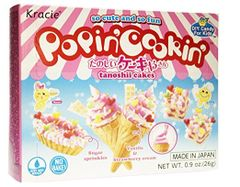 Popin' Cookin' DIY Candy Kit - Tanoshii Cakes